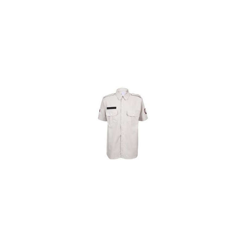Camisa Social Colégio Tiradentes Masculina Infantil