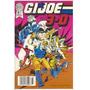 G.i. Joe Comandos Em Ação 3d Com Oculos Gibi Anos 80 Raro