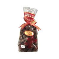 Pipoca coberta com Chocolate ao Leite