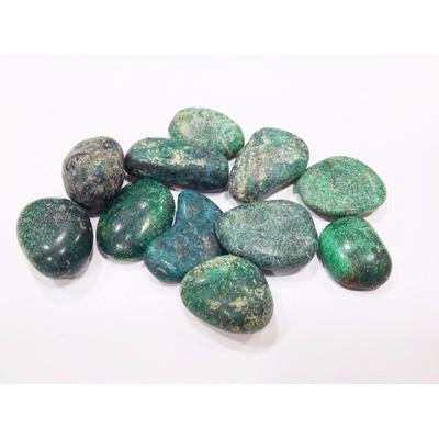Gema Cromita Verde Polida 2cm Pedra P/coleção ! em Campinas