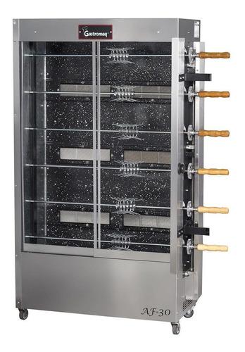 Maquina De Assar Frangos (padaria, Açougue, Supermercado) 30 Original