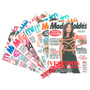 Kit 10 Revistas Moda Moldes & Cia Manequim Costura Brinde