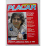 Revista Placar 736 Po Volei Piquet Santos Turfe Tenis 1984