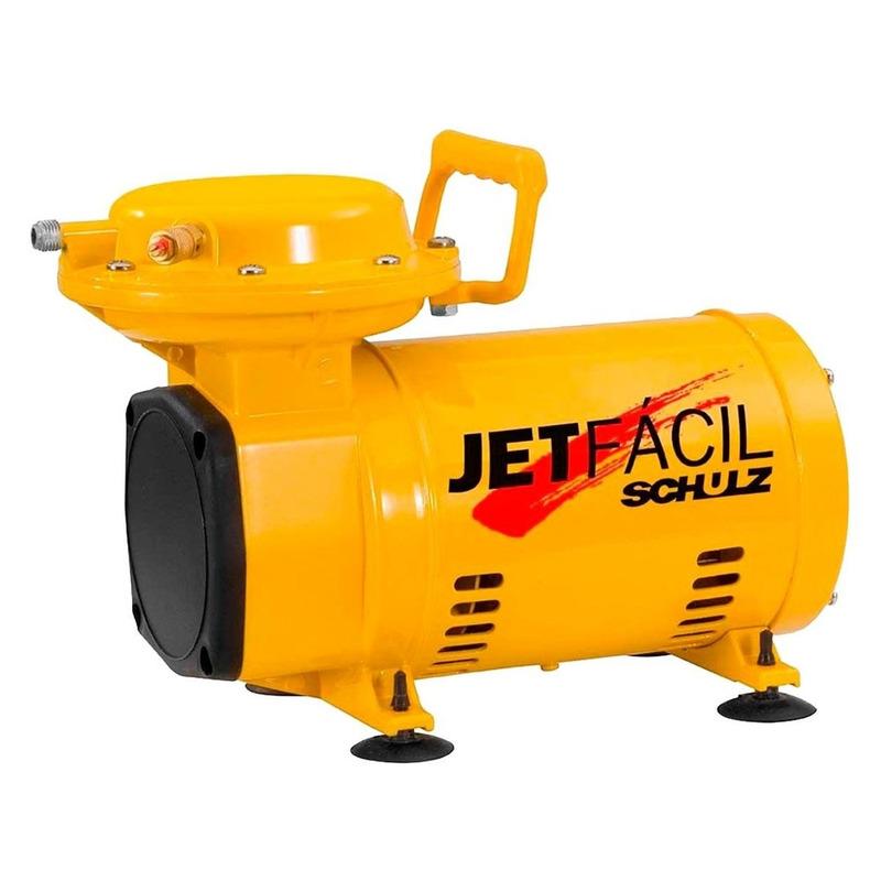 Motocompressor Schulz MS 2,3 Jet Fácil c/ Acessório