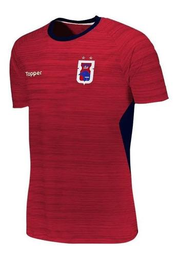 Camisa Paraná Treino Alteta 2017 Topper  + Nf Original