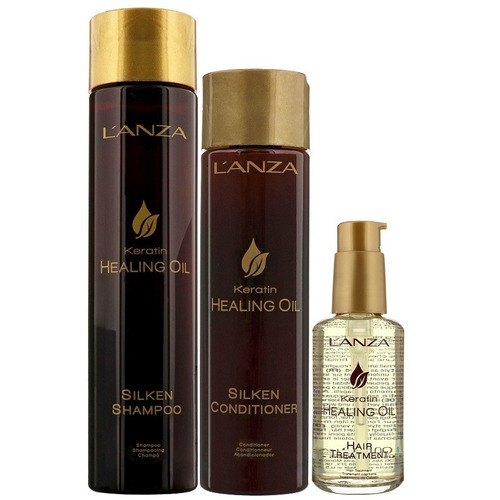 Lanza Keratin Healing Oil Kit 1