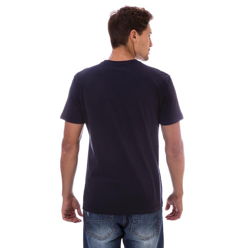 Camiseta Long Island RL Marinho