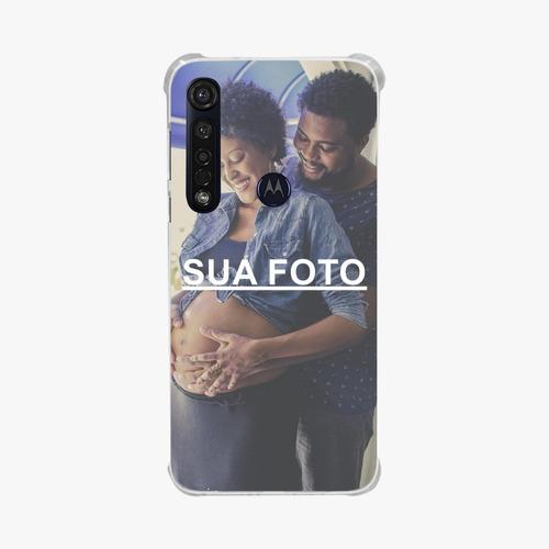 Capa Capinha Motorola (diversos Modelos) Personalizada Foto Original