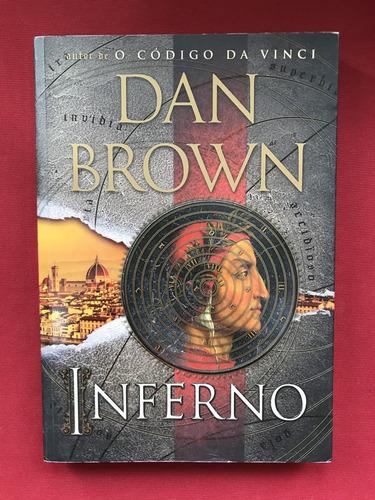 Livro - Inferno - Dan Brown - Ed. Arqueiro - Seminovo Original