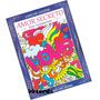 Livro Colorir Amor Secreto Jardim Sonhos Antiestresse