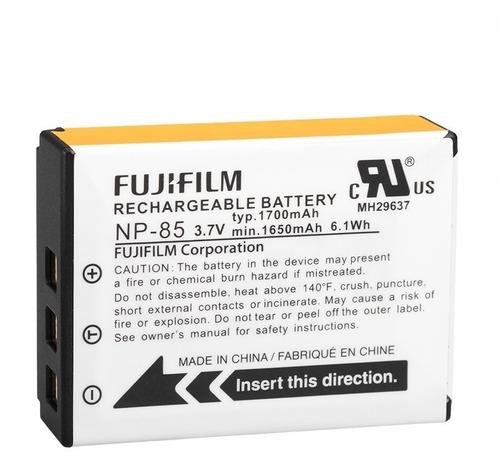 Bateria  Fuji Np85 P/ Fuji Sl285 Sl300 Sl1000 Np-85 Original