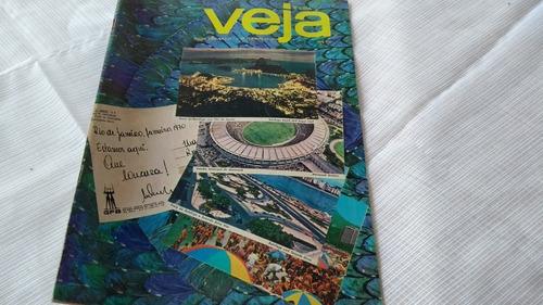 Revista Veja Nº 75 Entrevista Ismael Silva Fevereiro 1970 Original