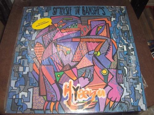 Lp  Siouxsie And The Banshees Com Encarte Original