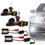 Kit Xenon Automotivo H1 H11 H3 H7 Hb3 hb4 6000k