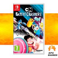 Jogo BattleCrashers Cartoon Network - Switch