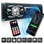 Toca Rádio Mp3 Automotivo Fm Usb Sd Aux Player Bluetooth
