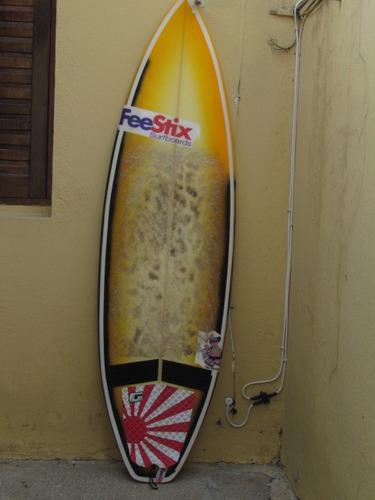 Prancha De Surf  Feesticx 6' Feita Na Europa Original