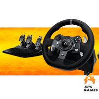 Volante Logitech G920 - Xbox One