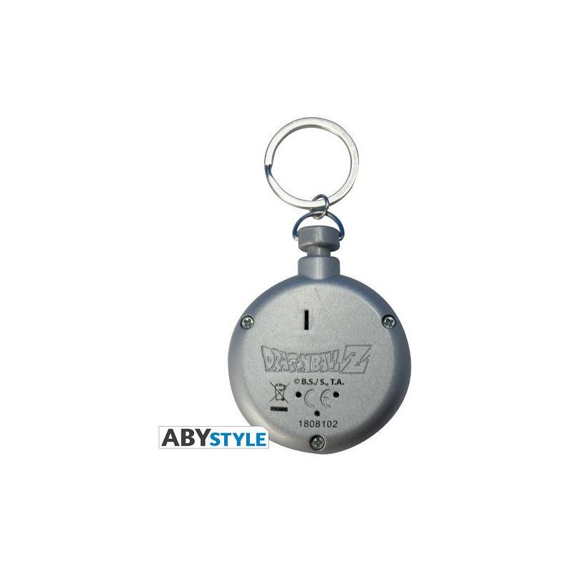 Chaveiro Radar Dragon Ball Z 3D Abysse - AbyStyle Keychain