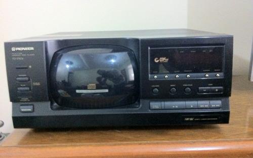 Pioneer Pd-f906 Cd Player