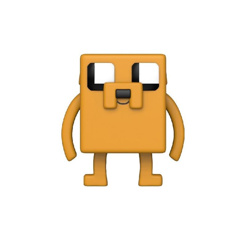 Jake Pop Funko #412 - Adventure Time - Minecraft