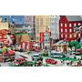 Fundo Fotográfico Em Tecido 170x250cm Lego