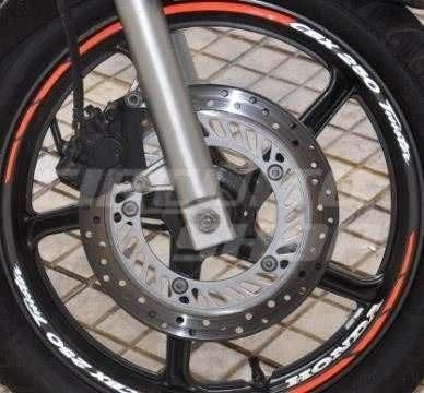 a1cea79511b Comprar Friso Adesivo Refletivo Rec4 Roda Moto Honda Cbx 250 Twister ...