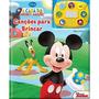 Livro Mickey Colorir