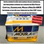 Bateria Moura 60amperes Original De Montadora