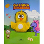 Galinha Pintadinha Livro Fantoche Do Pintinho Amarelinho