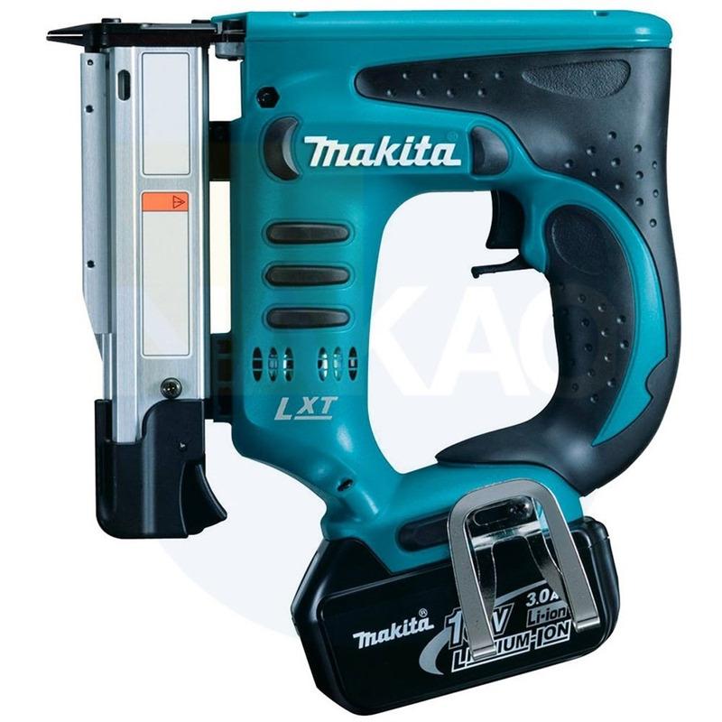 Pinador à Bateria 18 Volts - Makita - BPT351RFE - 220 Volts