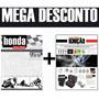 Pacote Com 2 Livros Ignição Honda Racing