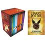 Box Livro Harry Potter Edição Premium Harry Potter Livro 8