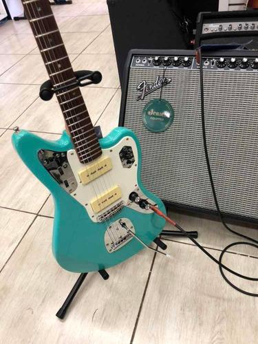Guitarra Luthier Jaguar Rg Custom Fender Original