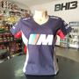 Baby Look Camiseta Feminina Bmw M Performance Ref.245