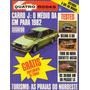 Quatro Rodas Nº233 Belina Passat Ls Chevette Hatch Ventura