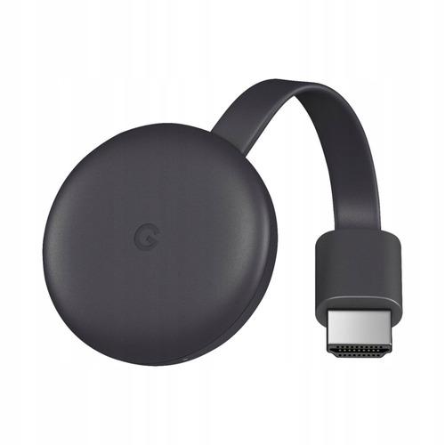 Hdmi 1080p Googlechromecast Pronta Entrega Lacrado Original