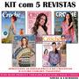 Kit Com 5 Revistas Círculo Croché E Moda Crochê