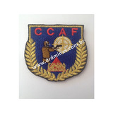 Patch / Distintivo Bordado CCAF