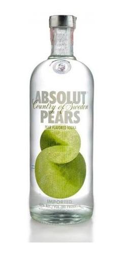Vodka Absolut Pears 1000ml Original