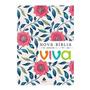 Nova Bíblia Viva Média Floral Lançamento