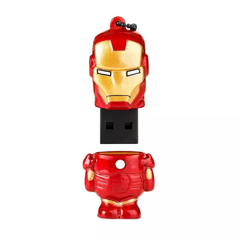 Pen Drive Homem de Ferro 8GB Multilaser - PD081