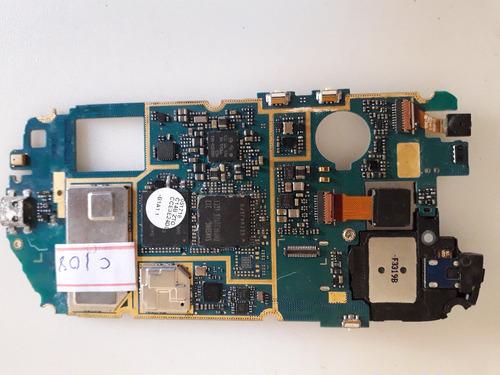 Placa Mãe Lógica Principal Samsung S3 Mini Gt-i8190l C108 Original
