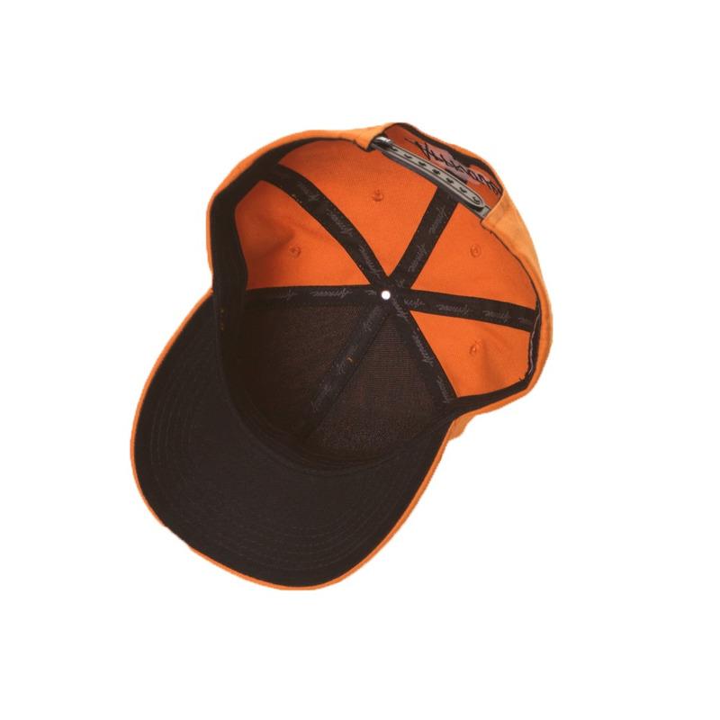 BONÉ APPROVE BASEBALL HAT CLASSY A LARANJA