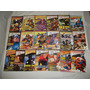 Hq Lote C/ 19 Revistas Sobre Heróis Wizmania Y13