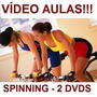 Aulas De Spinning Curso Em 2 Dvds N1n