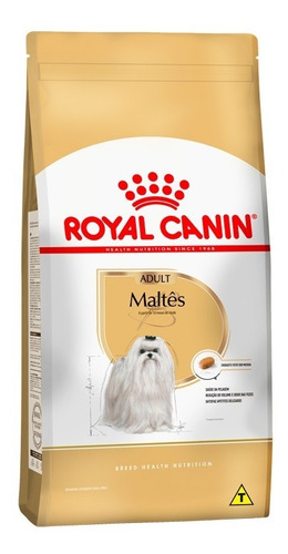 Ração Royal Canin Maltes Adulto 2,5kg Original