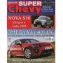 Super Chevy N°6 Vauxhall Omega V8 S10 Pontiac G8 Sport Truck