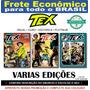 Tex Anual Histórica Ouro Platinum Hq Faroeste Frete R$ 12, 00