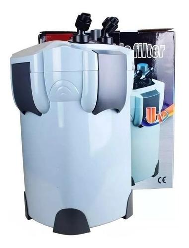 Filtro Canister Sunsun Hw-404a 2000l/h Filtragem P Aquarios Original